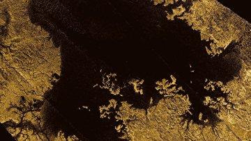 Лигея, море на поверхности Титана, спутника Сатурна
