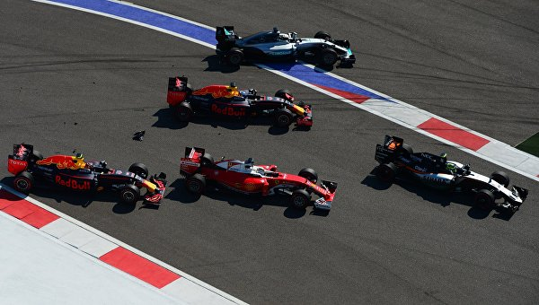 Нико Росберг одержал победу квалификацию Гран-при Бельгии