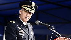 Командующий военным контингентом НАТО в Европе генерал Кёртис Скапаротти. Архивное фото