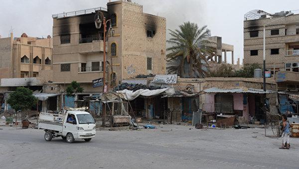 «Джебхат ан-Нусра» обстреляла изминометов населенные пункты в 2-х провинциях Сирии