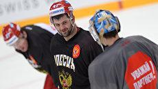 Хоккеист Александр Радулов. Архивное фото