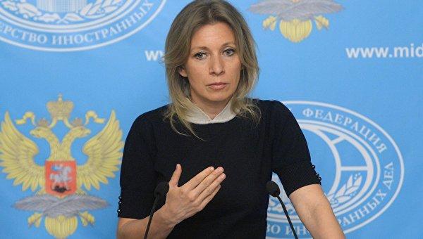 Захарова: обвинения Асада в терроризме с турецкой стороны не имеют правовой базы