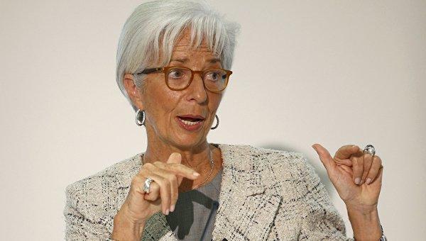 Порошенко поведал главе МВФ оходе перемен иборьбе скоррупцией