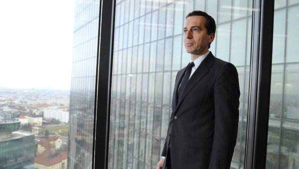Канцлер Австрии предложил приостановить переговоры овступлении Турции вЕС