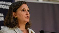 Помощник госсекретаря США Виктория Нуланд в Киеве