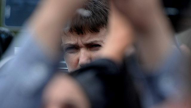 Надежда Савченко считает, что поездки в Российскую Федерацию для украинцев ненужны