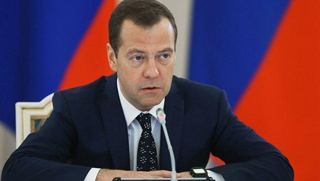 Медведев постановил создать советы по направлениям развития науки