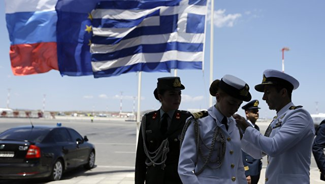 Греция небудет участвовать в«холодной войне» против РФ— Советник Ципраса