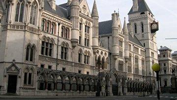 Высокий суд Лондона. Архивное фото