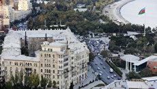 Вид на город Баку. Архивное фото