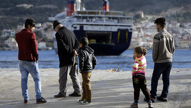 У берегов Греции, где затонула лодка с мигрантами, нашли тела 14 человек