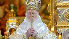 Патриарх Константинопольский Варфоломей. Архивное фото