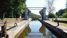 Парк Августовский канал. Архивное фото