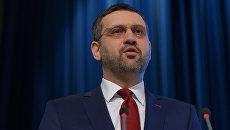 Председатель Синодального информационного отдела РПЦ Владимир Легойда. Архивное фото