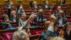 Сенат Франции проголосовал за смягчение санкций против России