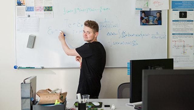 Алексей Федоров, физик из Российского квантового центра