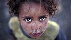 Мальчик. Йемен. Архивное фото