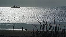 Камчатское побережье. Архивное фото