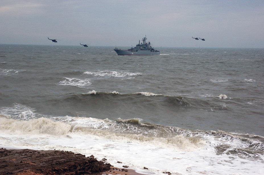 Европарламент приготовил резолюцию по Азовскому морю