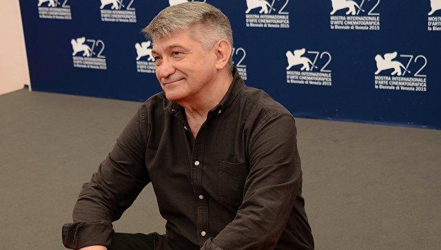 Российский кинорежиссёр и сценарист Александр Сокуров. Архивное фото