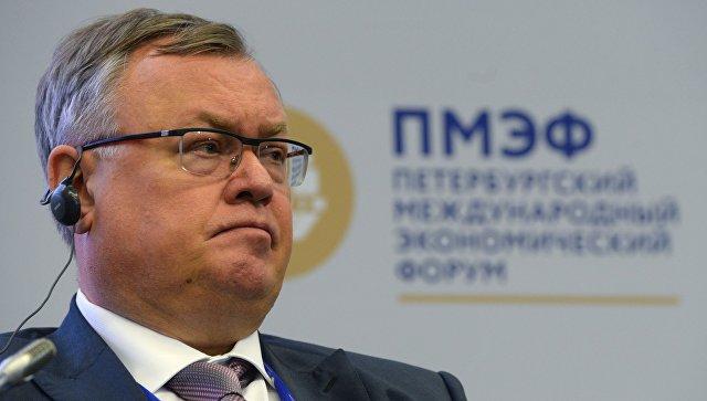 Президент - председатель правления банка ВТБ Андрей Костин. Архивное фото