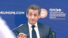 Экс-президент Франции Саркози высказался за отмену антироссийских санкций
