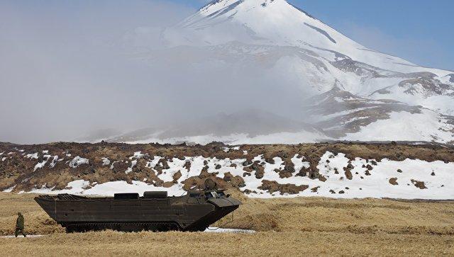 Озеров: Российская Федерация небудет использовать дивизию наКурилах против Японии