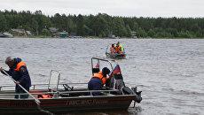 Трагедия на озере в Карелии: поисковая  операция и заявление главы МЧС