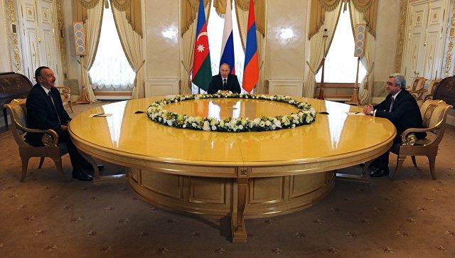 Уорлик: Сопредседатели МГ ОБСЕ продолжат работу по организации встречи президентов Армении и Азербайджана