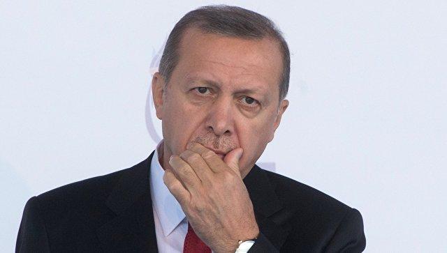 Президент Турции Тайип Эрдоган. Архивное фото