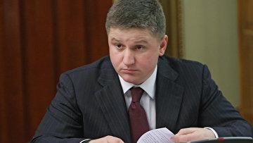 Экс-Председатель правления ОАО Русгидро Евгений Дод. Архивное фото