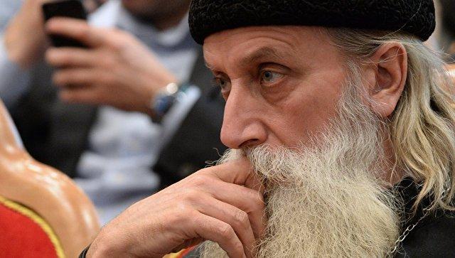 Глава Русской православной старообрядческой церкви митрополит Корнилий