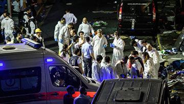 Ստամբուլի օդավակայանի պայթյունի կազմակերպման մեջ  ազգությամբ չեչեն է կասկածվում