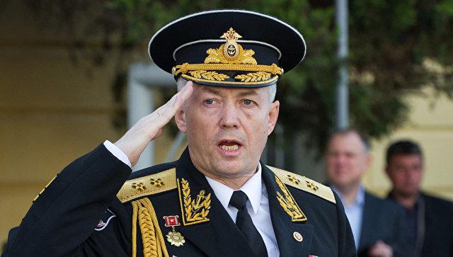 Шойгу официально назначил нового командующего Балтфлотом идал первое поручение
