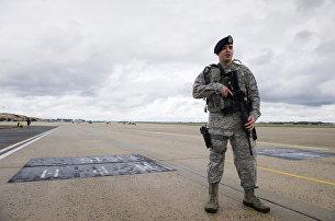 Американский солдат. Архивное фото