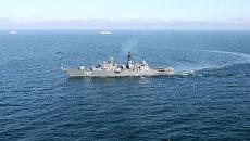 Российский сторожевой корабль Ярослав Мудрый. Архивное фото