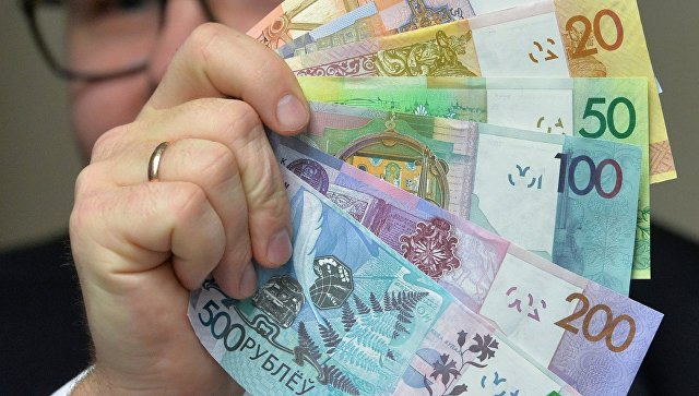 Презентация новых денежных купюр Белоруссии в Минске. Архивное фото