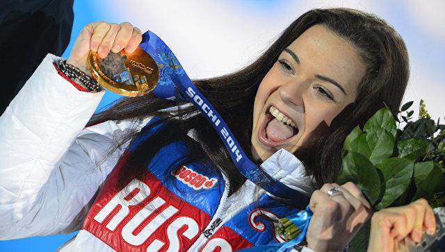 Олимпийская чемпионка Сочи-2014 Аделина Сотникова может оказаться вцентре допингового скандала