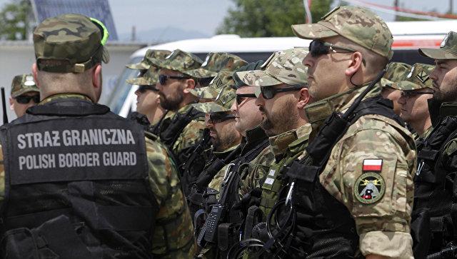 Водитель-иностранец сбил людей, которые блокировали пункт «Рава-Русская»