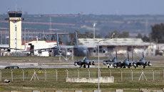 Авиабаза Инджирлик в Турции