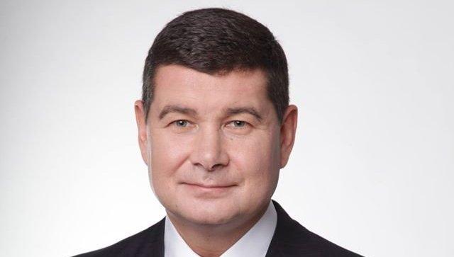 Депутат Верховной рады Александр Онищенко. Архивное фото