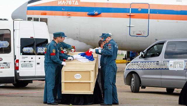 Погибший под Иркутском экипаж похоронят в московском регионе и Волгограде