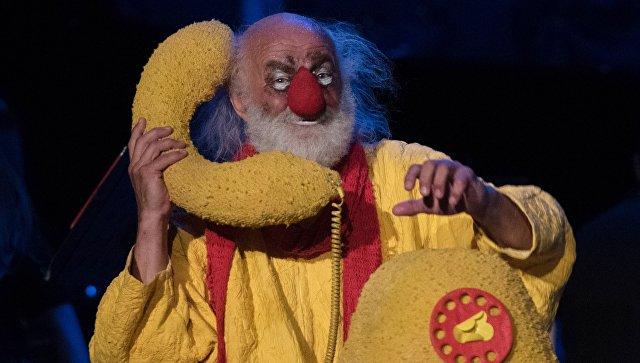 ВСочи заканчивается международная цирковая награда «Мастер»