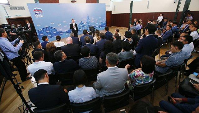 Программа выделения участков земли многодетным семьям актуальна для страны— Медведев вЯкутии
