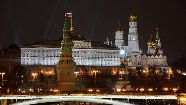 Вид на Кремль. Архивное фото