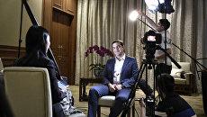 Визит премьер-министра Греции Алексиса Ципраса в Китай