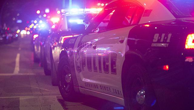 Полицейские машины в США