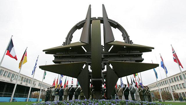 Штаб-квартира НАТО в Брюсселе. Архив