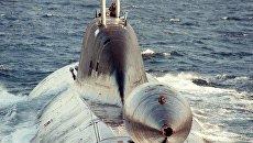 Атомная подводная лодка проекта 971 Щука-Б