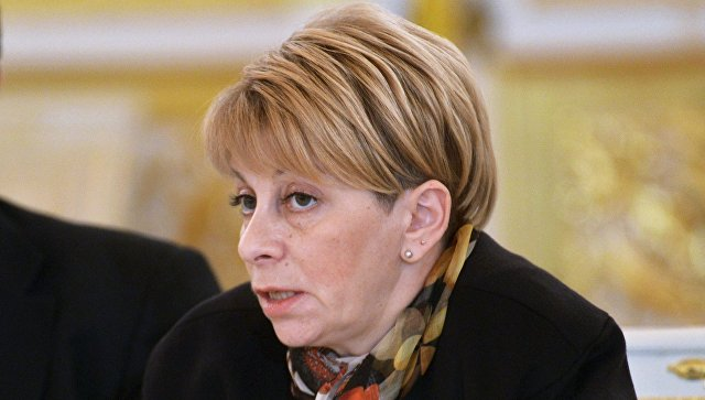 Глава фонда Справедливая помощь Елизавета Глинка. Архивное фото